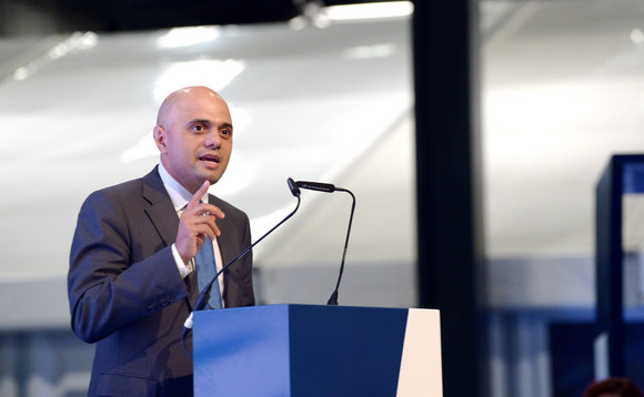 The Chancellor Sajid Javid is set to unveil the government's Spending Review tomorrow | Credit: Richter-Frank-Jurgen