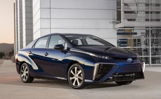Green Tomato revs up fleet of 50 Toyota Mirai fuel cell saloons