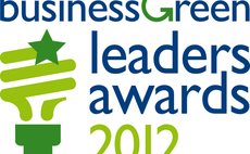 BusinessGreen Leaders Awards 2012