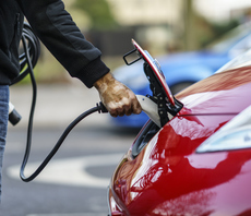 UK100: EV drivers facing a 'black hole' of missing charging infrastructure