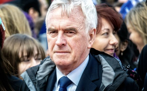 McDonnell: Labour would ensure UK becomes 'world leaders in decarbonising our economy'