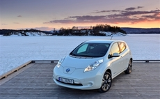 Nissan LEAF confirmed as UK's fastest growing small family car