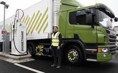 Waitrose rolls out new green truck fleet