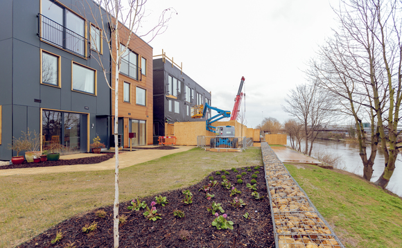 The first homes have been now completed at CITU's development in Leeds | Credit: CITU