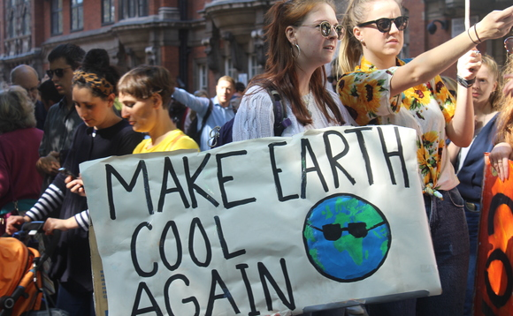 """Climate strike"" has been chosen as word of the year"