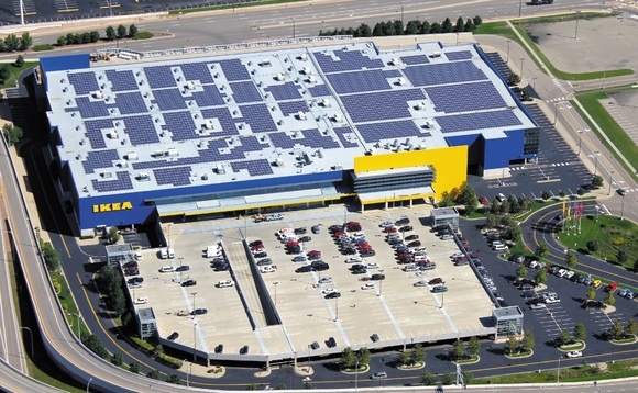 IKEA assembles another €1bn to tackle climate change