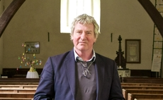 Peter Ainsworth became chairman of the Churches Conservation Trust in 2016 | Credit: CCT, Twitter