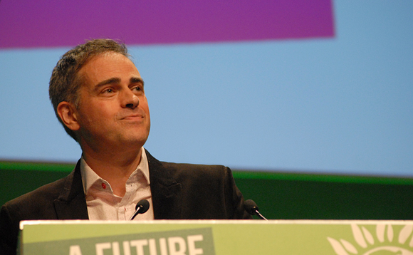 Jonathan Bartley: The Greens are the party of small business