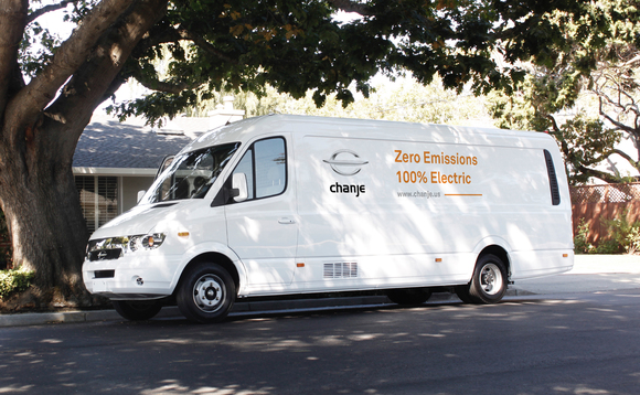 Time for a Chanje? US start-up speeds out of stealth mode in pursuit of electric truck breakthrough