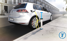 Firms take EV charging underground to combat 'curbside clutter'