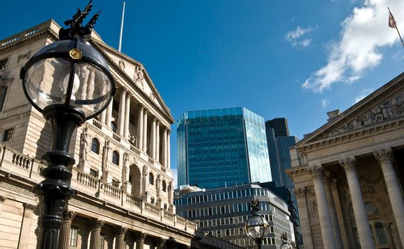 The Bank of England is a member of the NGFS
