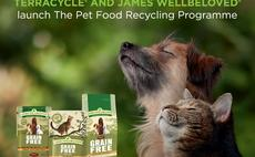 Mars partners with Terracycle to recycle pet food packaging