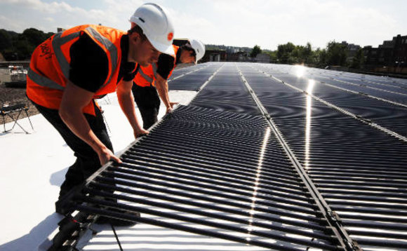More than 70 per cent of councils lack 'solar strategy'