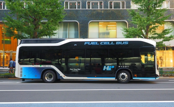 Hydrogen is a potential decarbonisation solution for all modes of transport