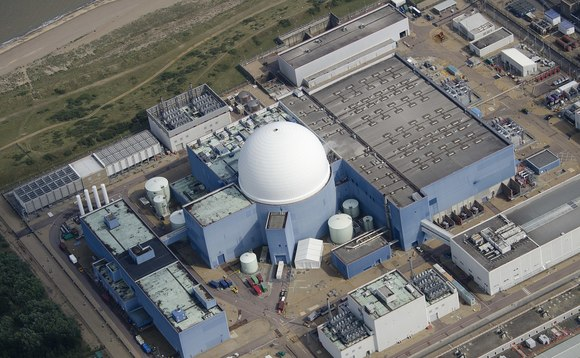The new nuclear project would be located next to EDF's existing Sizewell B plant | Credit: John Fielding