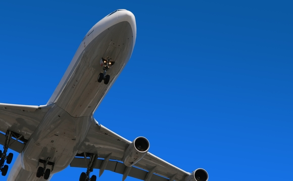 Cancelling corporate flights saves companies £2m