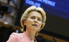 EU Commission chief Ursula von der Leyen delivers State of the Union address | Credit: EU Parliament
