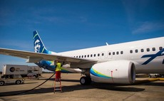 Alaska Airline claims to be one of the most fuel-efficient airlines in the US | Credit: Alaska