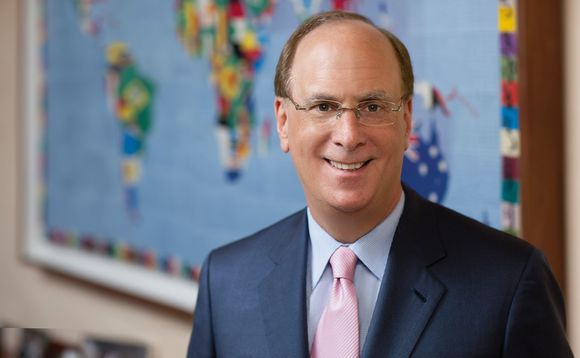 BlackRock's Fink urges firms to 'act with purpose' in 'fragile' world