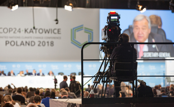 The eyes of the world are on Katowice as negotiators battle to reach a deal on the rulebook | Credit: UN Climate Change
