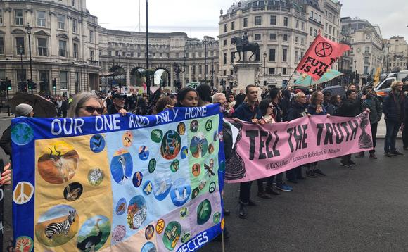 Extinction Rebellion insist net zero by 2025 is essential to avert climate catastrophe