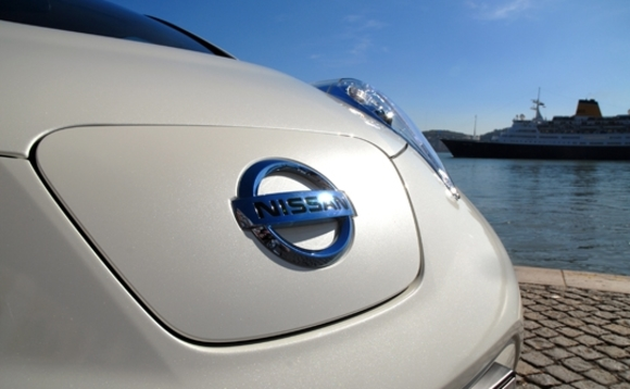 Nissan Leaf Photo Gallery