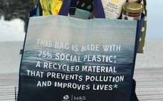 M&S launches reusable 'eco-bag' to tackle plastic waste and poverty
