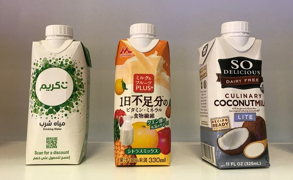 Billions of Tetra Pak's packaging products are sold around the world every year | Credit: Incisive Business Media