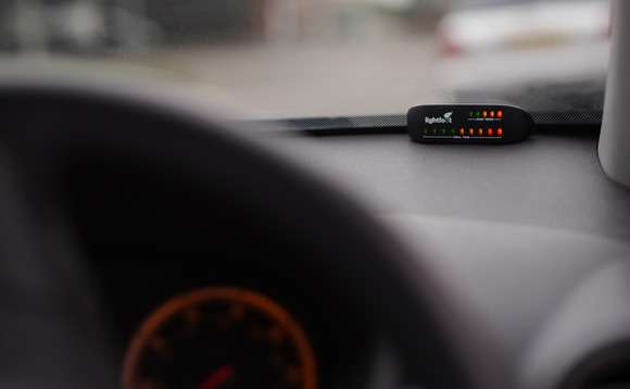 Lightfoot smart device boosts driving efficiency, trial shows