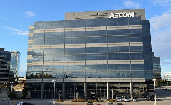 AECOM is targeting a 20 per cent cut in emissions across its business | Credit: AECOM