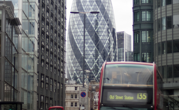 London tops new Global Green Finance Index