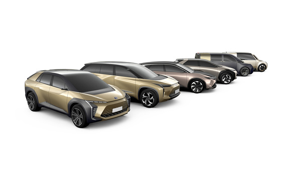 Toyota revs up electric vehicle strategy with new battery supply partnerships