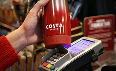 Tap for caffeine: Costa Coffee launches coffee cup with in-built payment chip