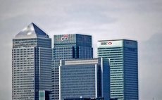 Citi's EMEA headquarters in Canary Wharf | Credit: It's No Game, Flickr