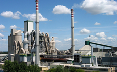 Cement production is hugely carbon intensive | Credit: Cement plant Gorazdze, Poland