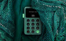 Money for old rope? Credit card reader made from recycled plastic fishing nets unveiled