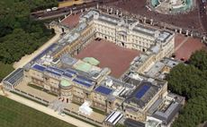 Renewable energy to crown Buckingham Palace's £369m makeover