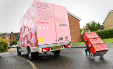 Ocado delivers Marks and Spencer groceries across the UK | Credit: Ocado