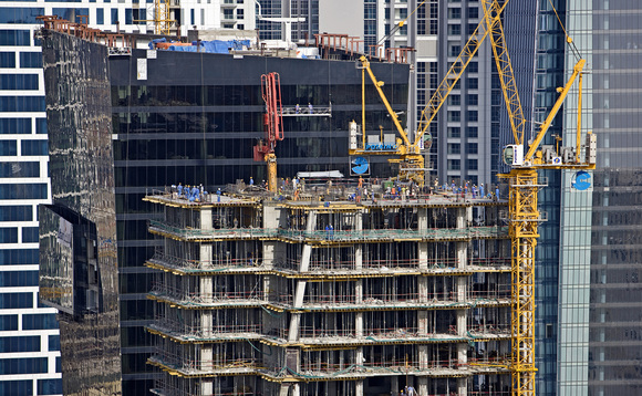 The construction sector could see profits fall by 80 per cent as the price of carbon ramps up, warns Schroders