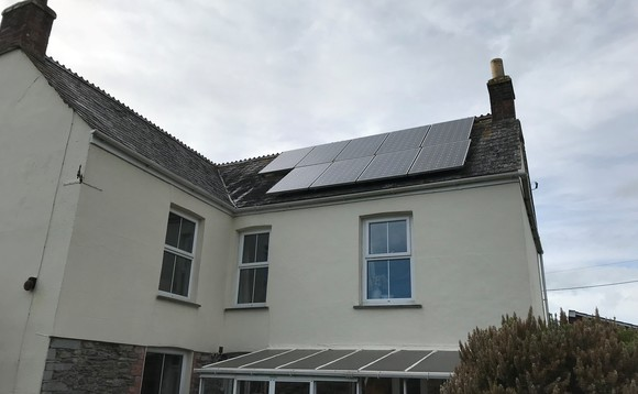 Under Corbyn's plans 1.75 million households would get rooftop solar