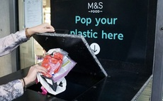 M&S launches 'non-recyclable' plastic take-back scheme