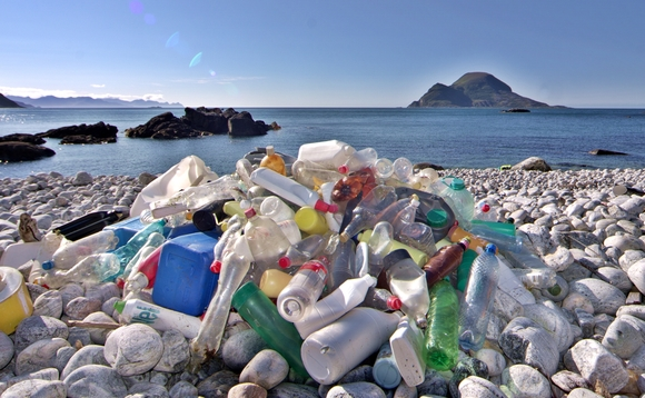 More than 80 per cent of marine litter is plastic | Credit: Bo Eide