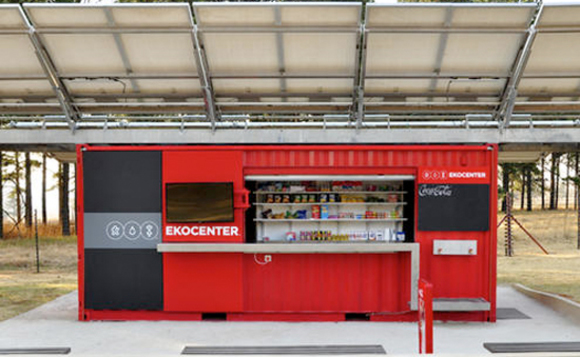 Coca-Cola rolls out off-grid water kiosks for developing areas