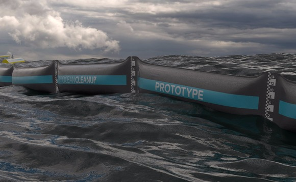 Dutch prototype clean-up boom brings Pacific plastics solution a step closer