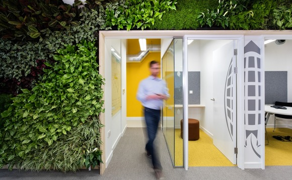The London offices of the UK Green Building Council | Credit: UKGBC