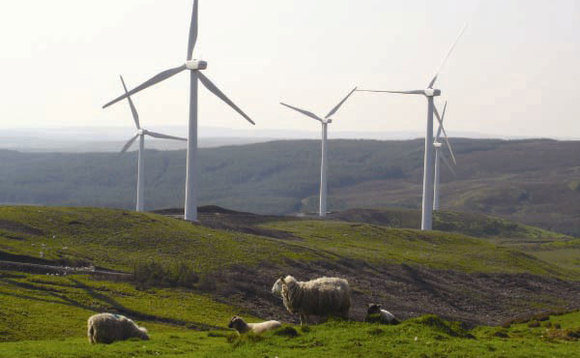 Cefn Croes wind farm | Credit: Falck Renewables