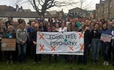The UK psychiatry professional body has opted to remove fossil fuels from its investment portfolio
