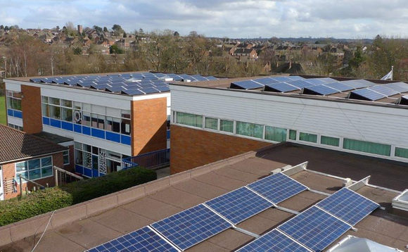 Solar panel boom sees UK generation jump 153 per cent