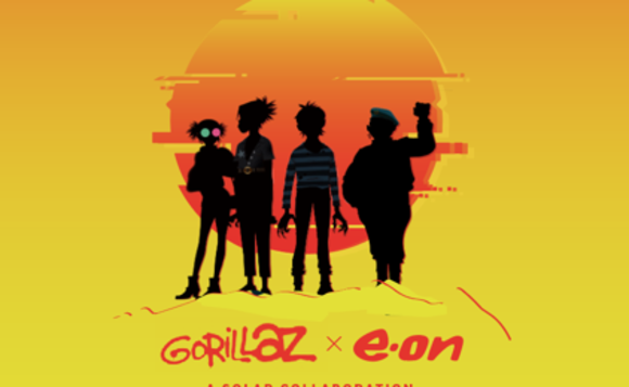 Gorillaz hope for smash hit with new sun-powered recording studio