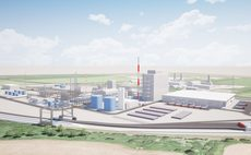 Artist's impression of the planned Immingham sustainable jet fuel plant | Credit: Velocys